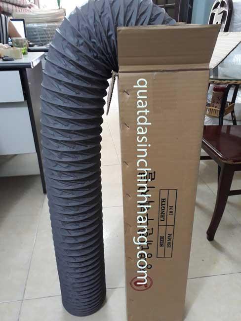 Ống gió mềm vải Fiber D300