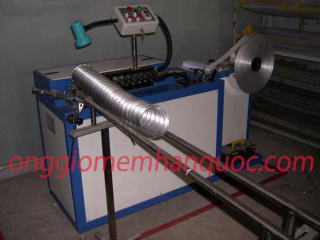 Sản xuất ống nhôm nhún bán cứng tại Việt Nam