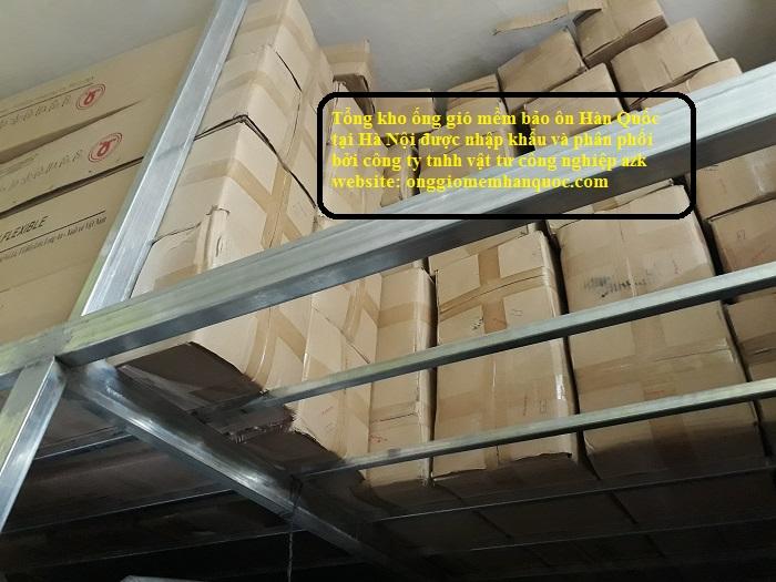 Giá ống bảo ôn cách nhiệt điều hòa bằng bông polyester Hàn Quốc năm 2018