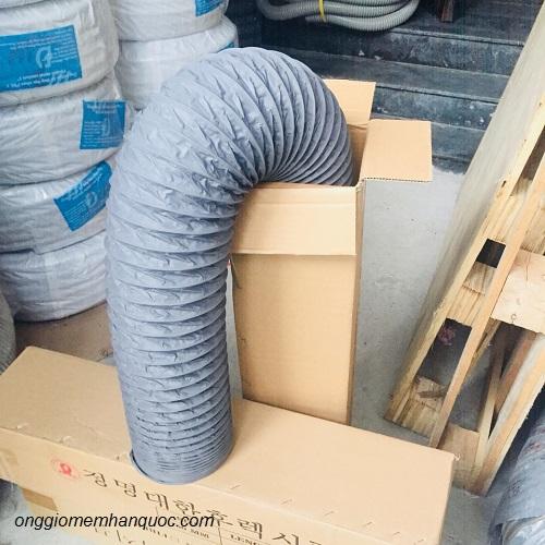 bán ống gió mềm hàn quốc