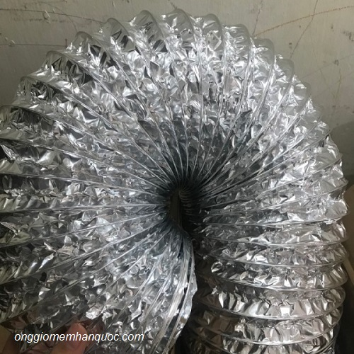 ống gió mềm cách nhiệt D250