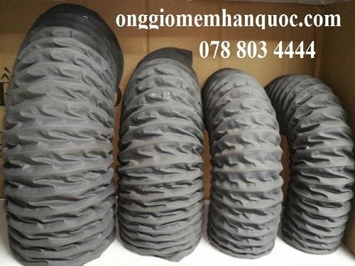 bán ống gió mềm vải tarpaulin D200 tại Hà Nội 2