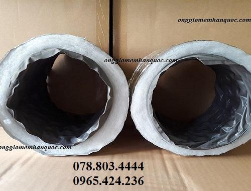 ưu điểm ống gió mềm vải Hàn Quốc 3
