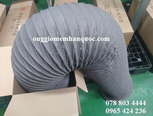 bán ống gió mềm vải Tarpaulin D200 chính hãng