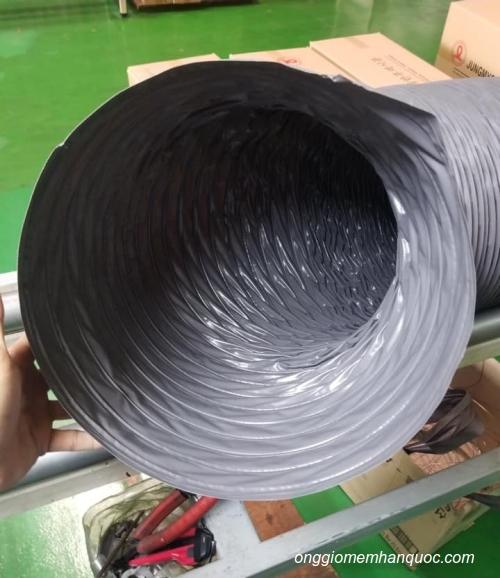 ống gió mềm vải Tarpaulin giá rẻ