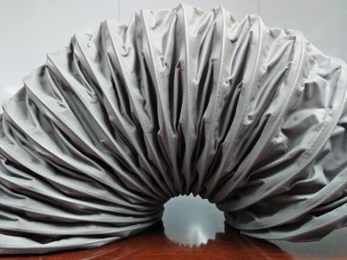 Báo giá ống gió mềm vải Fiber rẻ nhất Hà Nội