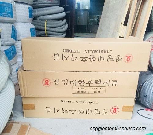 mua ống gió mềm D100 tarpaulin