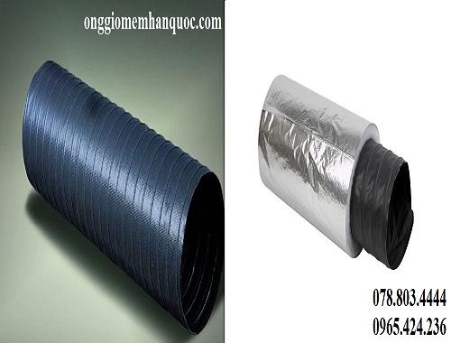 ống gió mềm vải Fiber bán trên thị trường