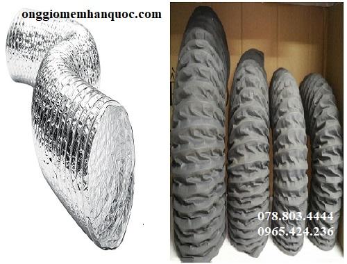 Cách lắp đặt các loại ống gió mềm Hàn Quốc 1