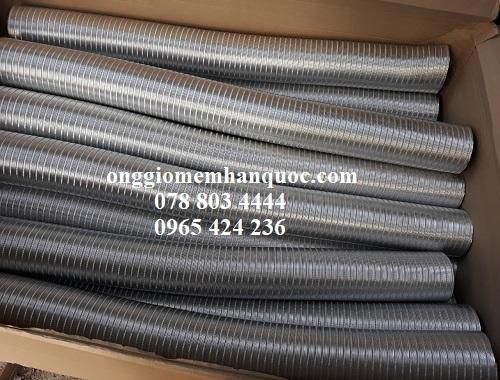 Báo giá ống nhôm nhún bán cứng tại Hà Nội 1
