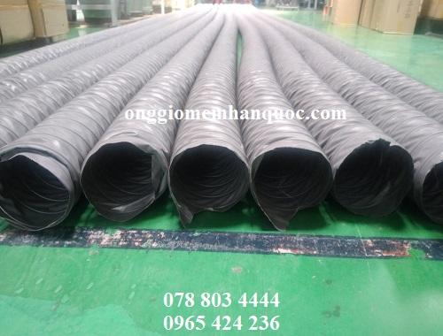 Bán ống gió mềm vải Tarpaulin D200 chính hãng 2