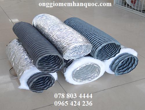 cách chọn kích thước chuẩn cho ống gió mềm Hàn Quốc 1