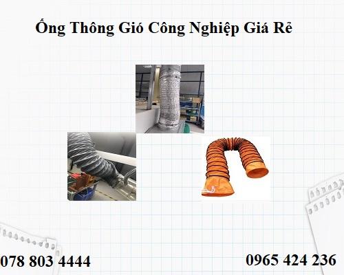 Bán các loại ống thông gió công nghiệp giá rẻ 1
