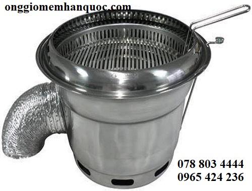 Ống hút khói bếp nướng chịu nhiệt cao